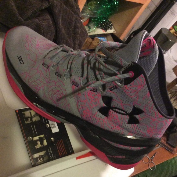 Under Armour Other - Curry 2 size 12 'Mother's Day'